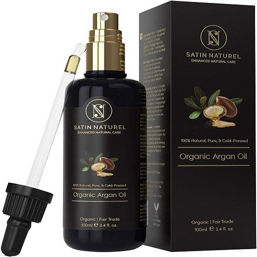 satin naturel argan olie