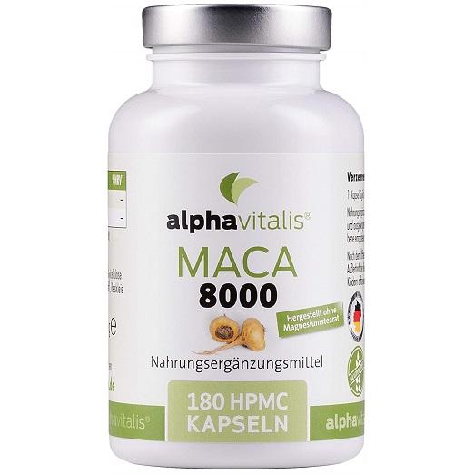 maca gold 8000 alphavitalis