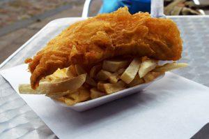 Pommes frites junk foods schechte gesundheid früher Tod