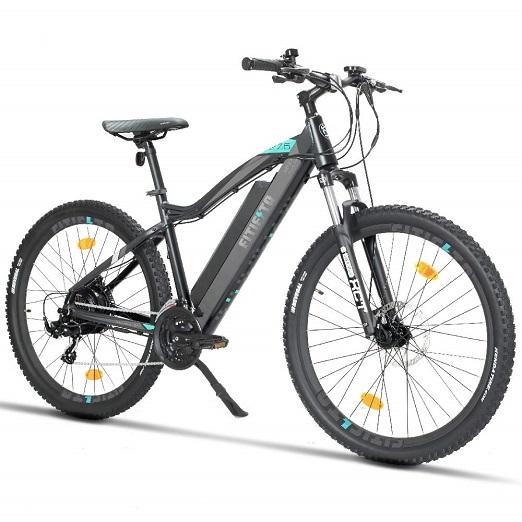 Für Fitness/Sport/Arbeit/Entspannung, Und Erholungstouren In Der Natur, Das Elektrische Mountainbike MT27.5 Plus-48V / MT27.5 E-Bike Pedelec 522W Samsung Cells Mit Lithium-Ionen-Akku