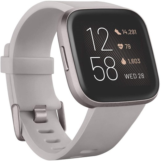 fitbit versa2 fitness tracker smart watch
