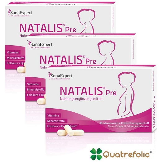 Natalis Pre voor kinderwens